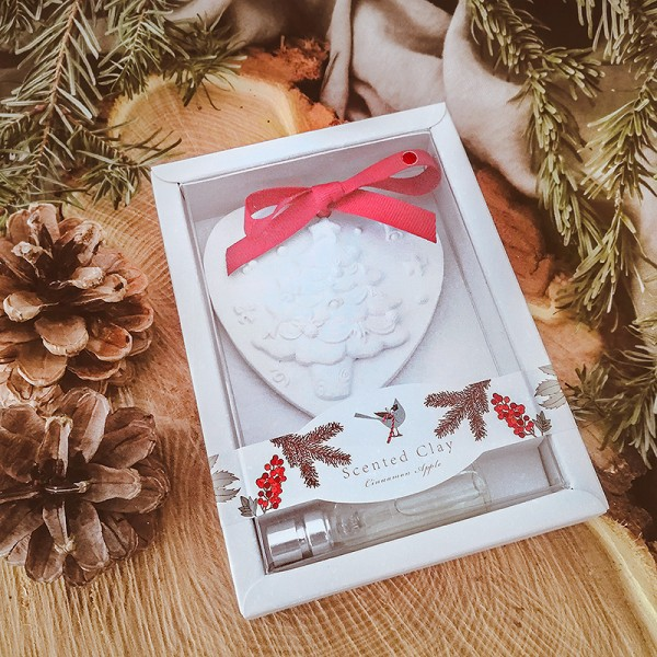 PREZENT świąteczny ozdoba zapachowa Choinka