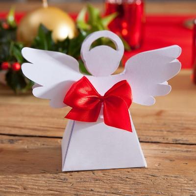 PUDEŁECZKA podziękowanie dla gości Aniołek 10szt
