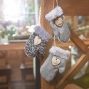 GIRLANDA świąteczna Cieplutkie Rękawiczki