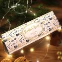 MEGA CZEKOLADA 300g w świątecznym opakowaniu Świąteczne Wzory Z LOGO