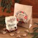 ZESTAW świąteczny słodki w torbie Mieszanka Toruńska