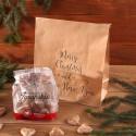 ZESTAW świąteczny słodki w torbie pierniki Serduszka Toruńskie