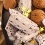 KOSZ prezentowy LUX 3D z krówkami Ciemny Granat Z PERSONALIZACJĄ