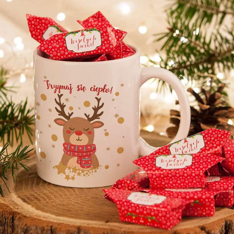 Kubek świąteczny dla najmłodszych