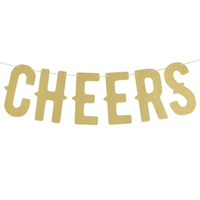 BANER dekoracyjny Cheers 50cm