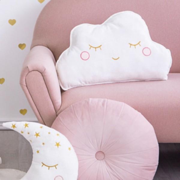 PREZENT świąteczny dla dziecka maskotka poduszka Chmurka 60x38cm