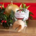 CIASTECZKA świąteczne z wróżbą Z TWOIM PODPISEM Czerwone Święta 10szt