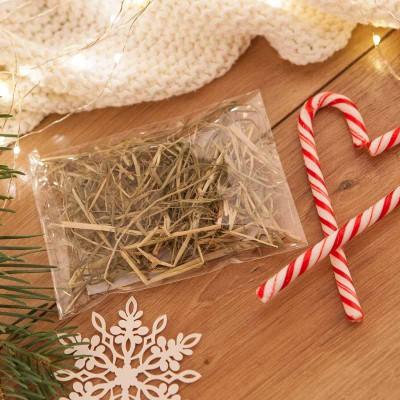 SIANKO wigilijne z Twoim nadrukiem Naturalne Święta