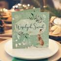 KARTKA świąteczna z Twoimi życzeniami Wykwintne Święta (+koperta kraft)