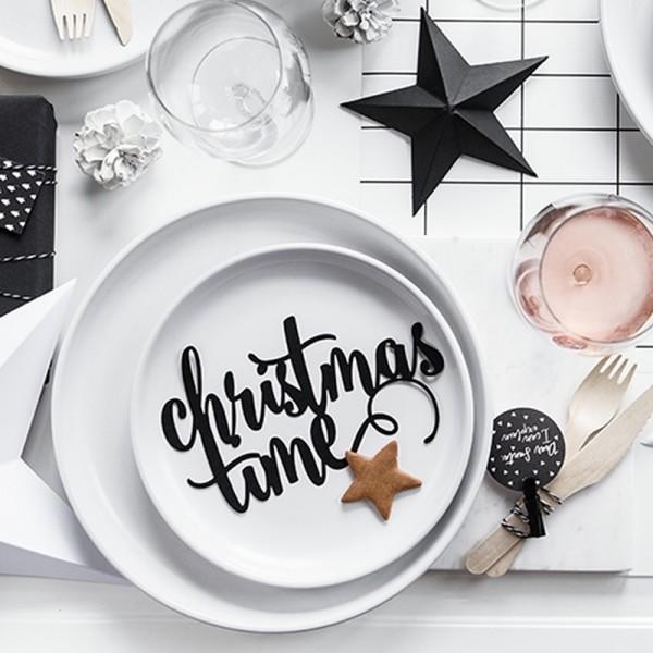 NAPIS dekoracyjny Christmas Time