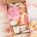 PREZENT świąteczny Box Z PODPISEM Zestaw Luksusowy
