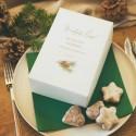 PUDEŁKA na ciasto świąteczne personalizowane Woodland 12szt