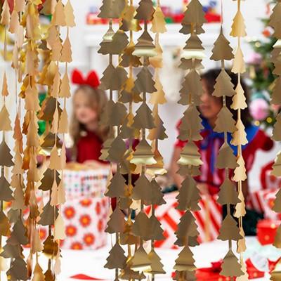 KURTYNA świąteczna do przedszkola, szkoły, domu 100x245cm