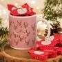 PREZENT świąteczny Kubek+krówki Z IMIENIEM Winter Time