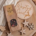HERBATKA świąteczna na prezent Zimowy Wieczór Z TWOIM PODPISEM 50g