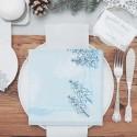 SERWETKI świąteczne flizelinowe Snowland 40x40cm 60szt