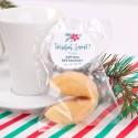CIASTECZKA świąteczne Merry Christmas Z NAZWĄ FIRMY 10szt