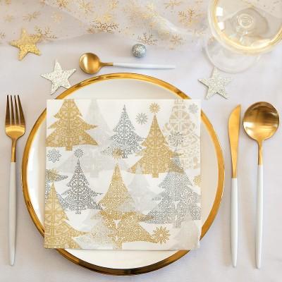 a05972cb9e16c0 Bożonarodzeniowe serwetki na świąteczny stół - Sklep MojaGwiazdka.p