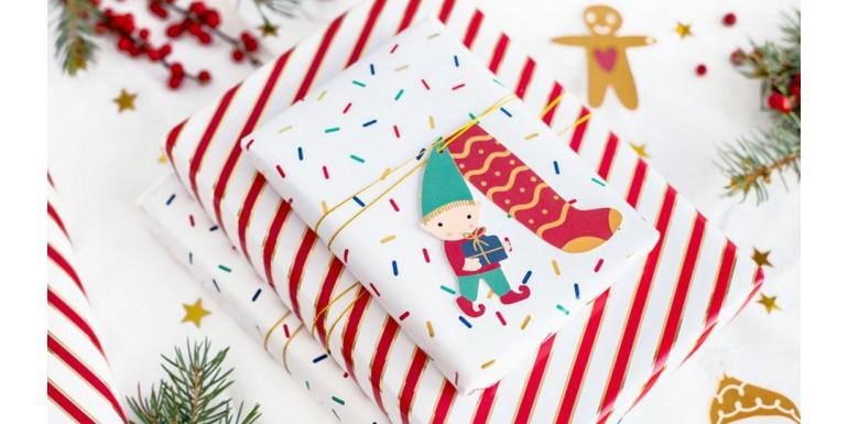 Pomysły, jak zapakować prezenty świąteczne. Wybierz akcesoria do pakowania prezentów!